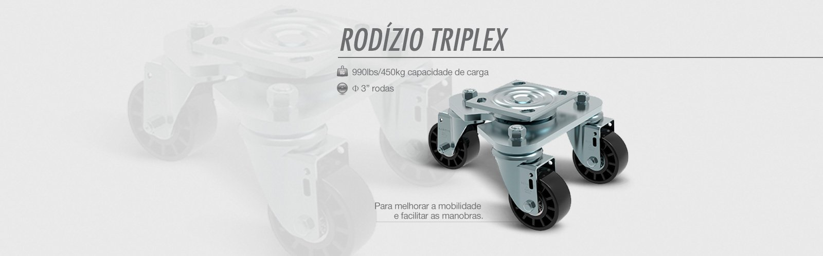 Rodízio Triplex