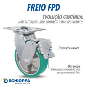 Freio FPD