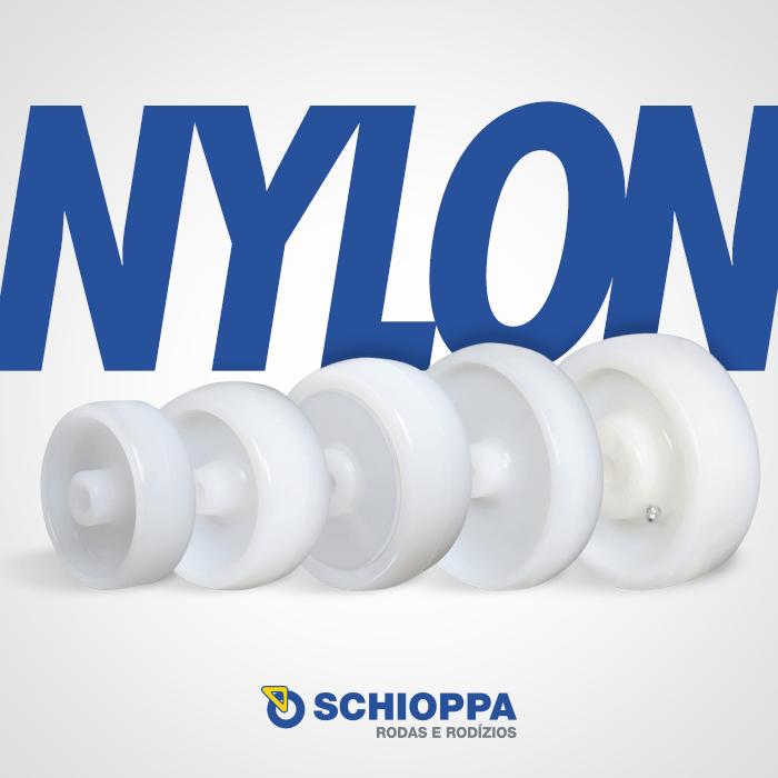 Rodas de Nylon