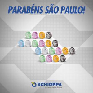 Feliz Aniversário, São Paulo