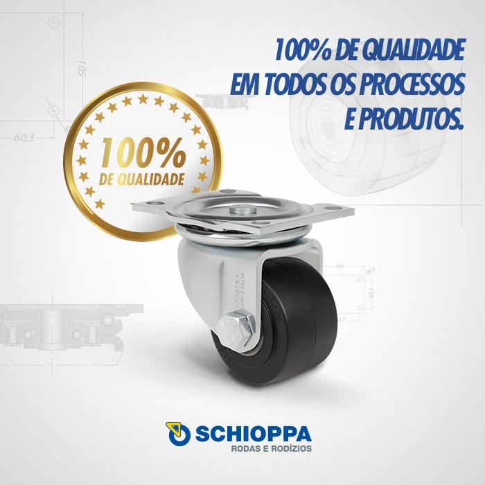Schioppa - 100% de Qualidade!